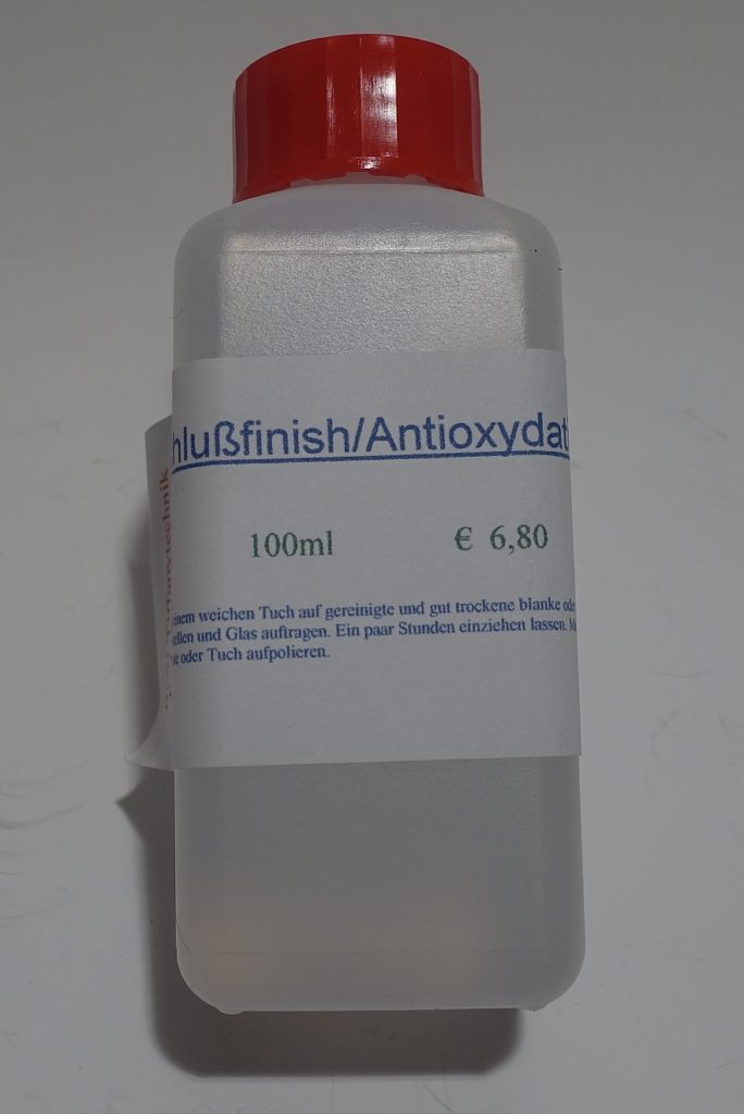 Antioxidiermittel-100 ml