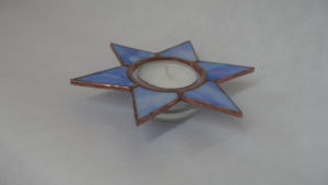Teelicht Stern