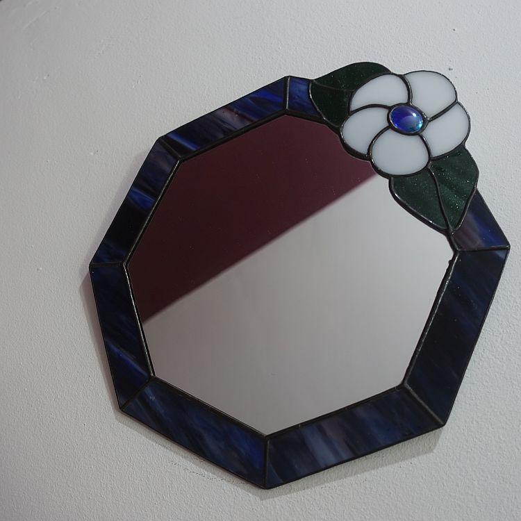 Blumen-Spiegel