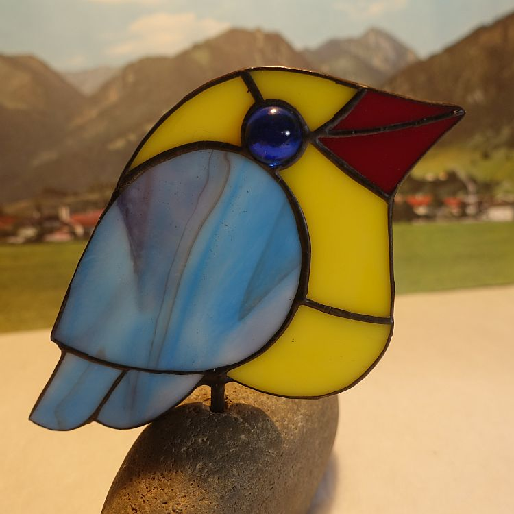 Paradies-Vogel