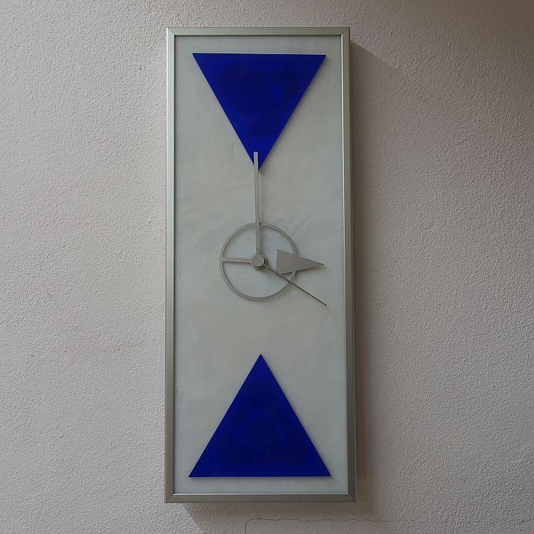 Art Deco Uhr mit Ramen